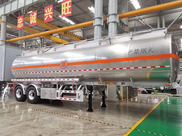 5083合金铝板应用在罐车上有哪些优势_风雷益铝业