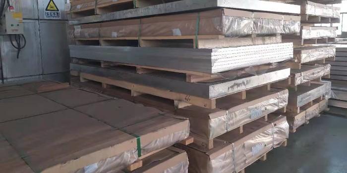5052合金铝板生产中是怎样均匀退火的