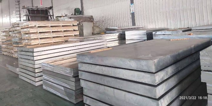 6061合金铝板的基本挤压方法_风雷益铝业