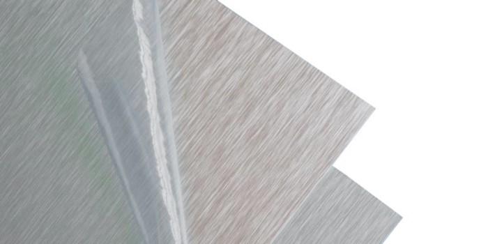 6061拉丝铝板使用注意事项_风雷益